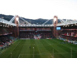 Stadio Luigi Ferraris  Foto: www.openbuildings.com