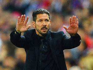 Simeone var fornøyd me seieren mot Celta, og tror den kampen kan gi energi til laget til de neste kampene.